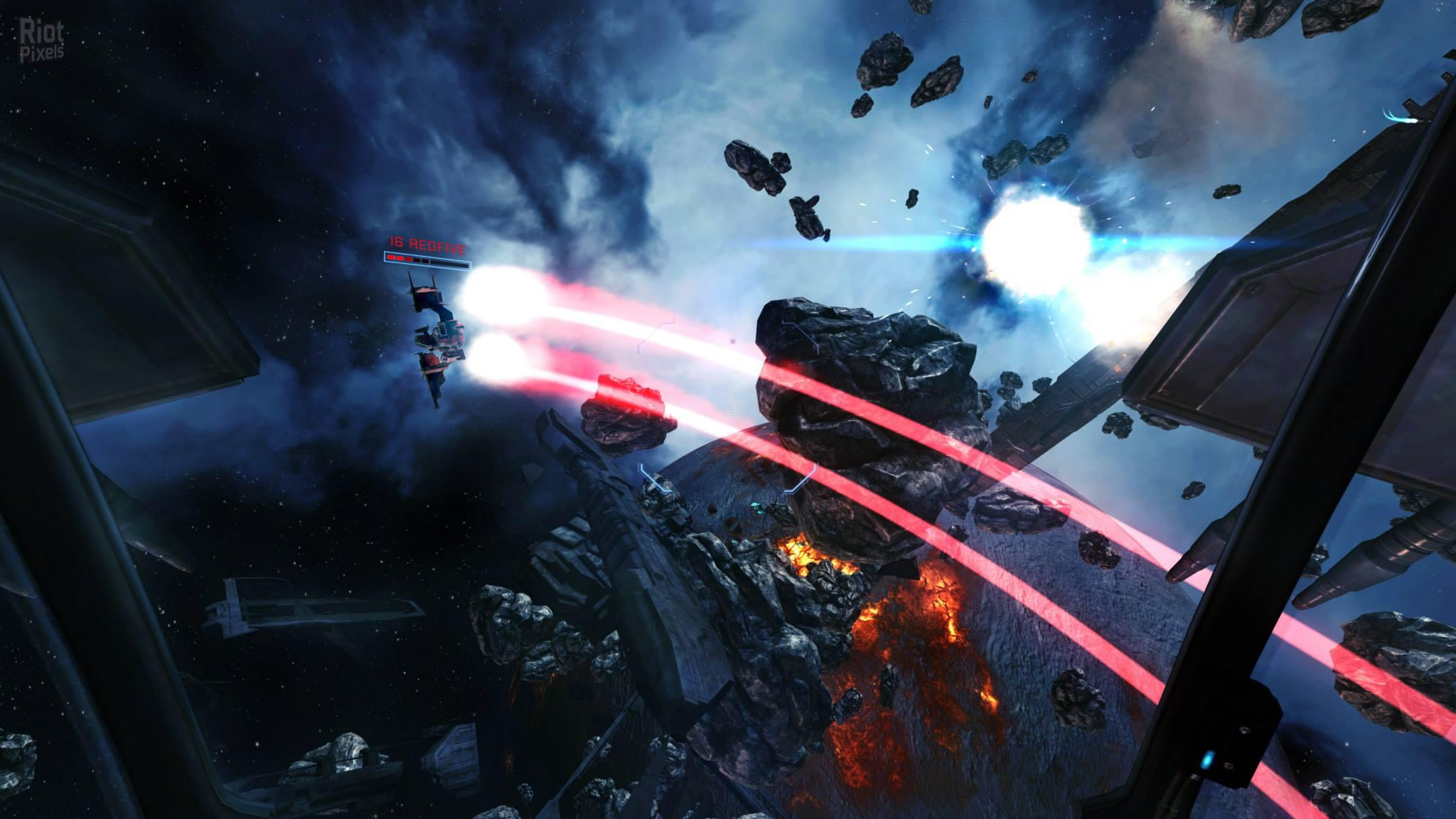 EVE Valkyrie Review  IGN